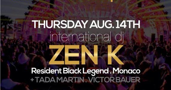 Provocateur recebe na quinta-feira o DJ internacional Zen k Eventos BaresSP 570x300 imagem