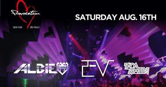Provocateur promove no sábado noite especial com DJs convidados Eventos BaresSP 570x300 imagem