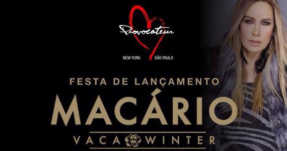 Provocateur embala a noite de sexta com a festa de lançamento Macário Eventos BaresSP 570x300 imagem