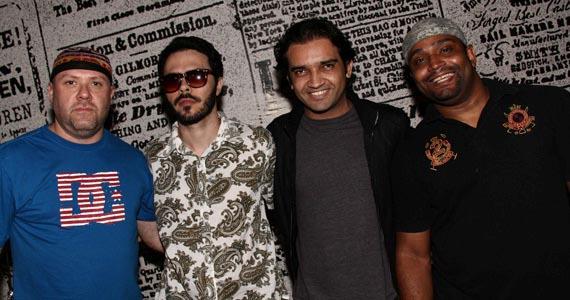 Quarteto São Jorge realiza especial Tim Maia e Jorge Ben Jor no Espaço Urucum após o feriado Eventos BaresSP 570x300 imagem