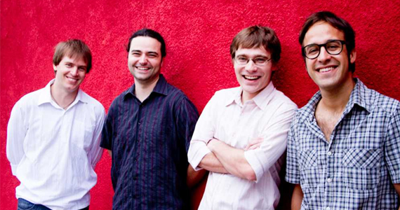 Grupo Quatro a Zero se apresenta no Projeto Quintas Musicais no Sesc Santo André Eventos BaresSP 570x300 imagem