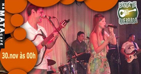 Banda de Quebrada se apresenta no Na Mata Café na sexta-feira Eventos BaresSP 570x300 imagem