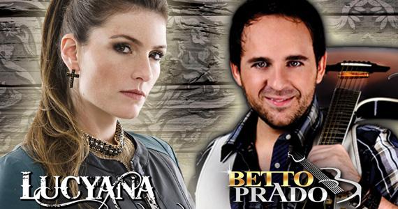 Os sucessos do sertanejo com Lucyana e Betto Prado no palco do Quintal do Espeto em Moema Eventos BaresSP 570x300 imagem