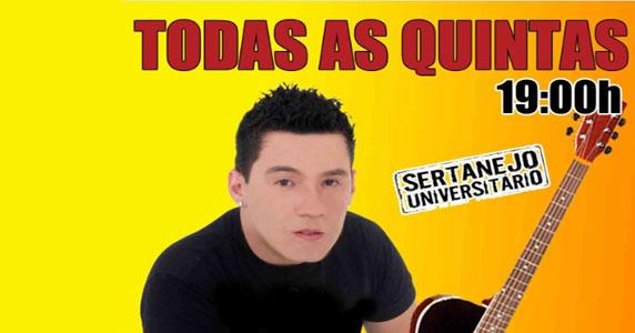 Sertanejo Universitário na quinta-feira do Capital da Villa Eventos BaresSP 570x300 imagem