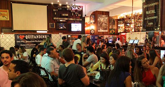 Quitandinha Bar transmite jogos da Copa do Mundo nesta quinta-feira Eventos BaresSP 570x300 imagem