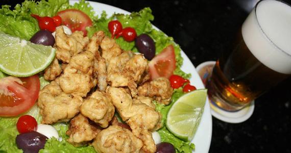 Rã aperitivo como sugestão de petisco na quarta-feira no Elidio Bar Eventos BaresSP 570x300 imagem