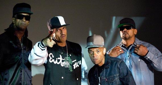 Racionais MC's faz show em comemoração aos 25 anos de carreira no Carioca Club Eventos BaresSP 570x300 imagem