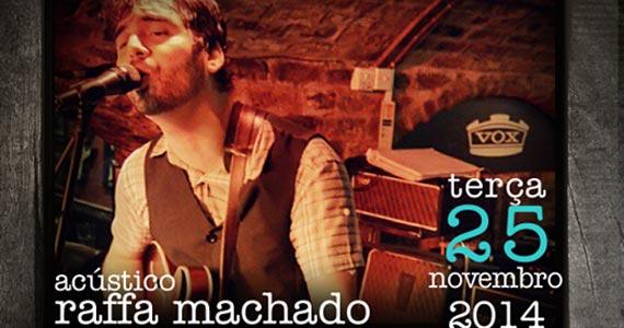 Raffa Machado se apresenta no palco do The Lord Black Irish Pub Eventos BaresSP 570x300 imagem