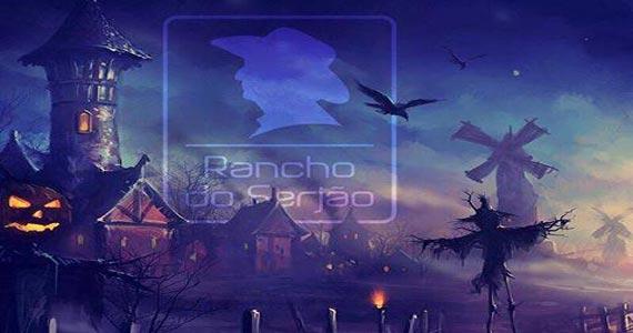 Rancho do Serjão promove a 2ª Edição da Noite de Halloween na sexta Eventos BaresSP 570x300 imagem