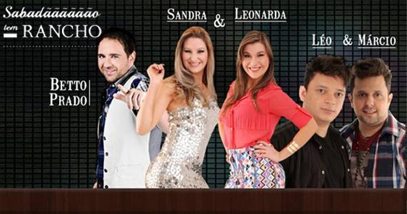 Rancho do Serjão agita o sábado com o melhor da música sertaneja Eventos BaresSP 570x300 imagem