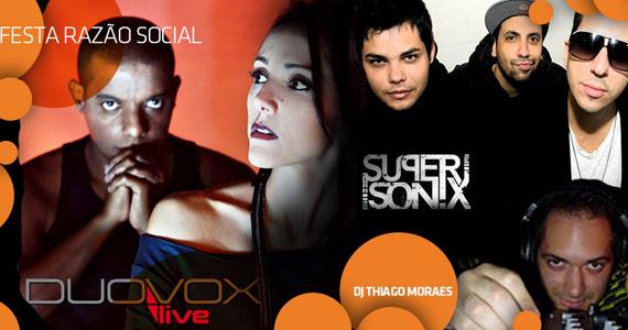 Na Mata Café realiza Festa Razão Social com bandas Duovox e Super Sonix Eventos BaresSP 570x300 imagem