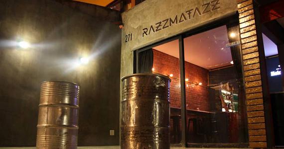 Coquetel de Inauguração do Razzmatazz Bar no bairro da Vila Madalena Eventos BaresSP 570x300 imagem