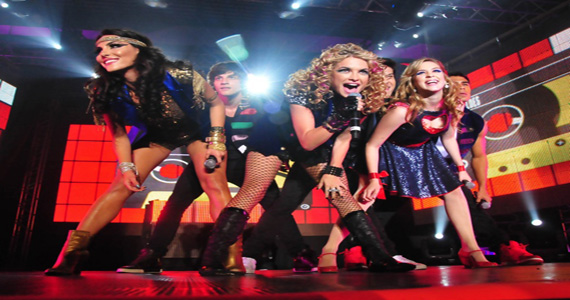 Banda Rebeldes se apresenta no Espaço das Américas neste sábado Eventos BaresSP 570x300 imagem