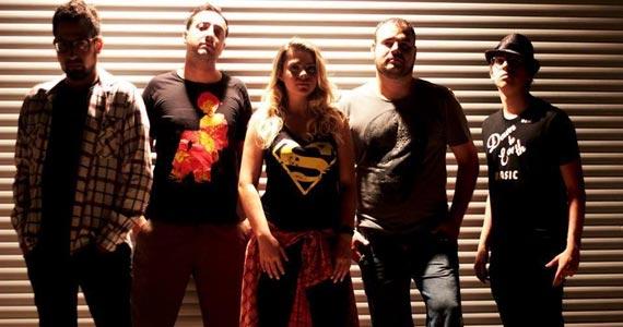 Banda Refference se apresenta no palco do The K. Pub  Eventos BaresSP 570x300 imagem