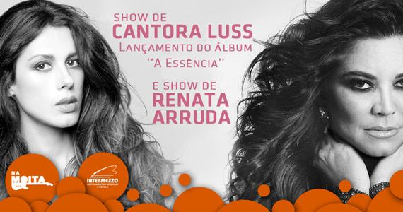 Show da cantora Luss com o lançamento do álbum A Essência no Na Mata Café Eventos BaresSP 570x300 imagem