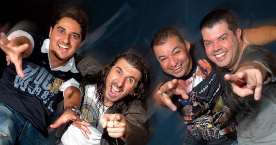 Banda Reprise Inédita faz show no Villa Pizza Bar na sexta-feira Eventos BaresSP 570x300 imagem