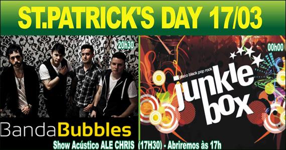Republic Pub celebra o St. Patrick's Day com programação especial - St. Patrick Week