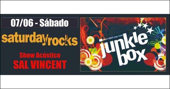 Apresentação da banda Junkie Box no palco do Republic Pub Eventos BaresSP 570x300 imagem