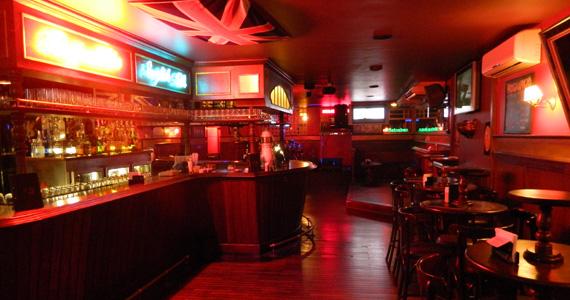 Ale Chris & Banda Overman se apresentam no palco do Republic Pub Eventos BaresSP 570x300 imagem
