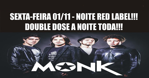 Sal Vincent e Banda Monk agitam a noite Red Label no Republic Pub Eventos BaresSP 570x300 imagem