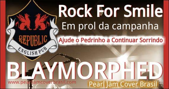 Republic apresenta evento beneficiente Rock For Smile  Eventos BaresSP 570x300 imagem