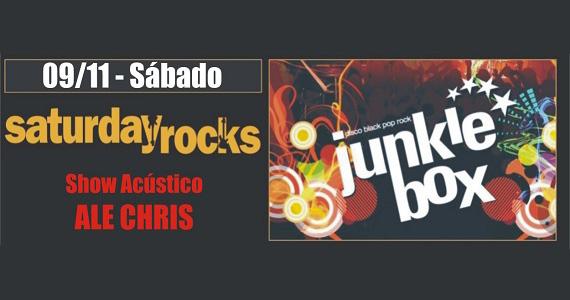 Republic Pub recebe o som de Sal Vincent & Banda Junkie Box no sábado Eventos BaresSP 570x300 imagem