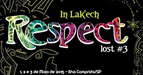 Respect Lost Festival #3 na Ilha Comprida em São Paulo Eventos BaresSP 570x300 imagem