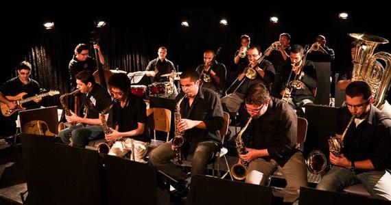 Reteté Big Band se apresenta no palco do Sesc Santo André nesta quinta-feira Eventos BaresSP 570x300 imagem