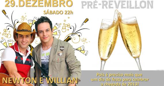 Newton e Willian cantam na festa de Pré Réveillon da Mercearia São Paulo Eventos BaresSP 570x300 imagem