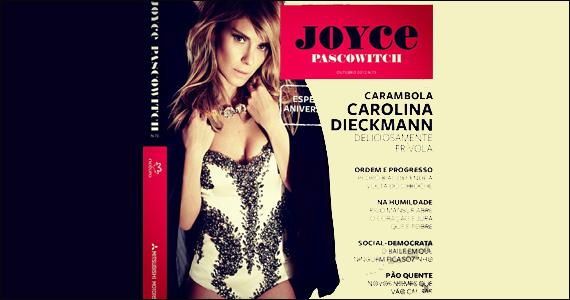 Revista Joyce Pascowitch comemora seis anos em festa com personalidades renomadas Eventos BaresSP 570x300 imagem