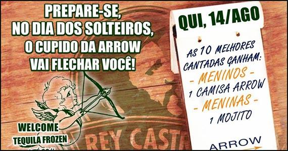 Rey Castro apresenta Festa dos Solteiros na quinta-feira  Eventos BaresSP 570x300 imagem
