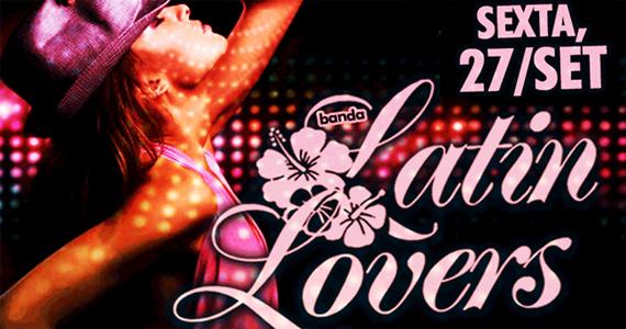 Sexta caliente com a banda Latin Lovers e aula de salsa no Rey Castro Eventos BaresSP 570x300 imagem