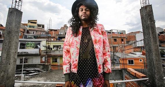 Rapper Rico Dalasam faz show na programação 2016 do Festival Path no palco do Estúdio Eventos BaresSP 570x300 imagem