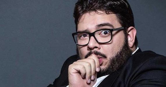 Rodrigo Fernandes e Gelatina & Bijú integram a programação do Risadaria no Shopping SP Market Eventos BaresSP 570x300 imagem