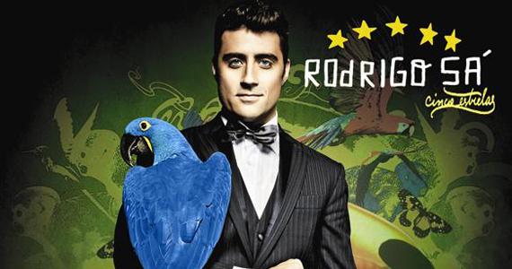 Rodrigo Sá se apresenta na festa, Rio Eu Te Amo, para lançar seu novo cd Eventos BaresSP 570x300 imagem