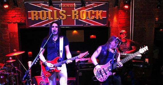 Bar Charles Edward apresenta a banda Rolls Rock tocando o melhor do rock'n'roll  Eventos BaresSP 570x300 imagem