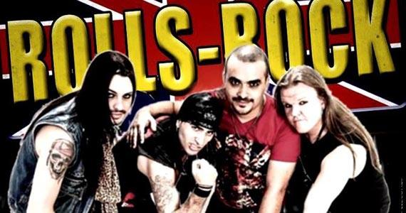 Rolls Rock e Thiago Giglio embalam a noite no Bar Charles Edward Eventos BaresSP 570x300 imagem