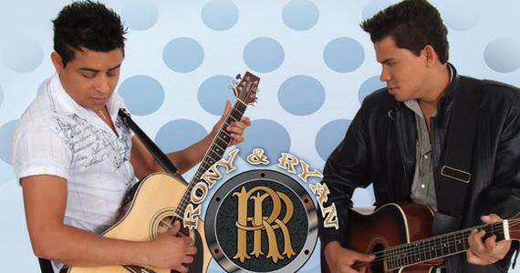 Rony e Ryan cantam muito sertanejo universitário no Kabala Pub Tatuapé nesta quarta Eventos BaresSP 570x300 imagem