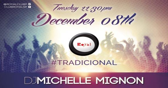 DJ Michelle Mignon e convidados animam a Royal Club na terça Eventos BaresSP 570x300 imagem