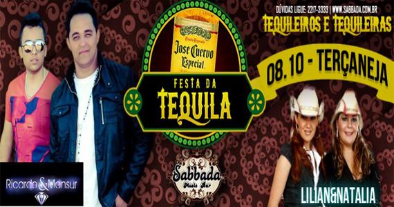 Terçaneja com Festa da Tequila agita a noite no Sabbada Music Bar Eventos BaresSP 570x300 imagem