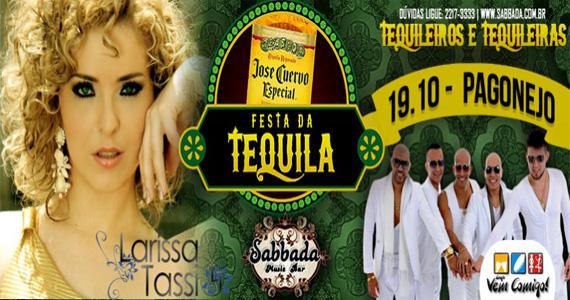 Festa da Tequila com grupo de pagode Vem Comigo esquenta a noite de sábado do Sabbada Music Bar Eventos BaresSP 570x300 imagem
