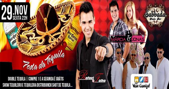 Festa da Tequila com Márcia & Jonas e grupo Vem comigo esquentam a noite do Sabbada Music Bar Eventos BaresSP 570x300 imagem