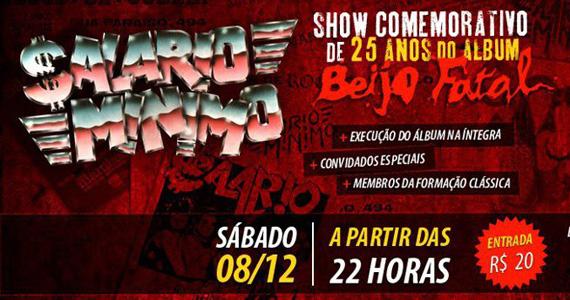 Banda Salário Mínimo se apresenta no Blackmore neste sábado Eventos BaresSP 570x300 imagem