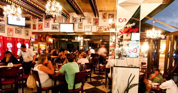 Bar Salve Jorge Itaim oferece cerveja gelada e petiscos diversos neste feriado Eventos BaresSP 570x300 imagem