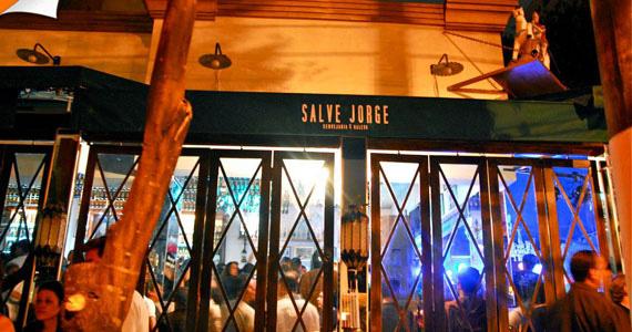 Bar Salve Jorge transmite jogo do Brasil com petiscos e bebidas variadas Eventos BaresSP 570x300 imagem
