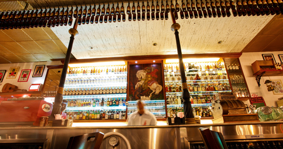 Salve Jorge Bar Itaim oferece Galetinho na Brasa e cervejas para o happy hour Eventos BaresSP 570x300 imagem