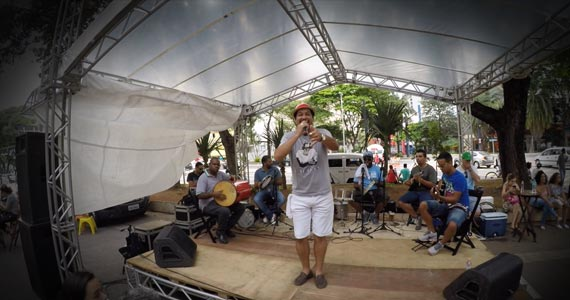 Virada Cultural tem feirinha gastronômica e palco de samba na Avenida Paulista  Eventos BaresSP 570x300 imagem