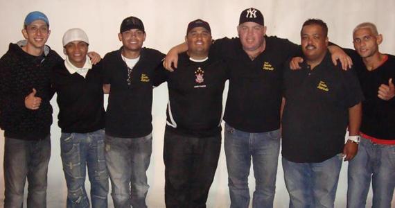 Grupo Samba Dobrado toca no bar O Torcedor no sábado Eventos BaresSP 570x300 imagem
