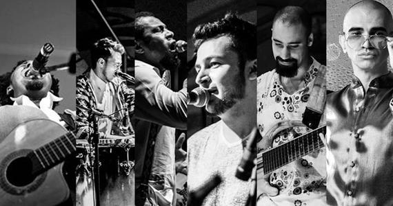 Sociedade da Cerveja com show da banda Sambagroove na balada Na Mata Café Eventos BaresSP 570x300 imagem