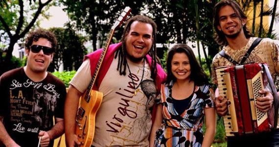 Banda Sambalétrico se apresentam no palco do Sesc Santo Amaro Eventos BaresSP 570x300 imagem
